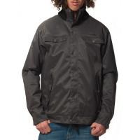 Horsefeathers RECON black zimní bunda pánská - S