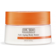 DR. SEA Papaya & Melon Anti-Aging Body Butter 250ml