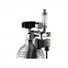 BLAU CO2 ventil Compact 2MBS