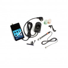 SAGA pH controller + elektroda + pufry