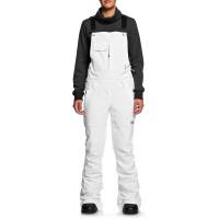 Dc COLLECTIVE white zateplené kalhoty dámské - XS