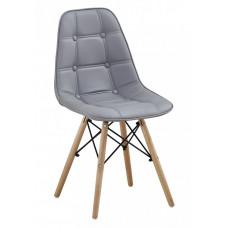 Jídelní židle Arizona šedá - FALCO