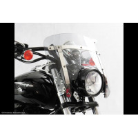 Yamaha XVS 650 Drag star 1997-2003 Plexi Vanguard - Powerbronze 6710