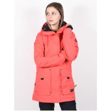 Billabong TROOPER STX SUNSET RED dámské zimní bundy na snowboard - S