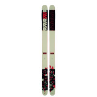 Pánské lyže s vázáním K2 RECKONER 112 + GRIFFON 13 ID black SET (2020/21) velikost: 184 cm