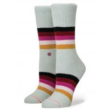 Stance ICE CAP blue moderní barevné dámské ponožky - S