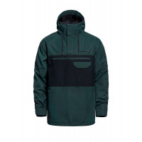 Horsefeathers NORMAN deep green zimní bunda pánská - M