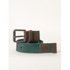 Element HARROW GREEN SLATE pánský textilní opasek - S/M