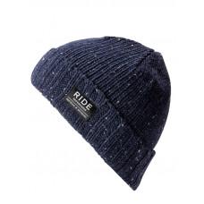 Ride Rag Wool NAVY dětská zimní čepice