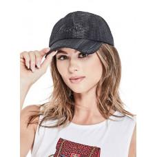 GUESS kšiltovka Mesh Logo Baseball Hat černá vel.