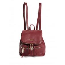 GUESS batoh Celeste Small Backpack bordový vel.