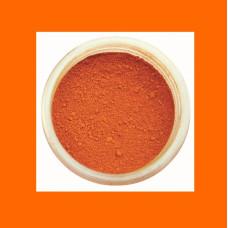 Prachová barva PME, 2g, oranžová (Sunset Orange)