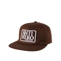 Antihero RESERVE PATCH BWN/WHT pánská kšiltovka