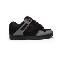 Dvs ENDURO 125 black/charcoal/red/nubuck pánské letní boty - 44,5EUR