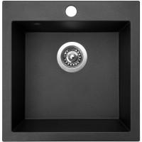 Sinks Kuchyňský dřez Viva 455 Metalblack