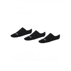 Rip Curl INVISIBLE 3P black pánské kotníkové ponožky