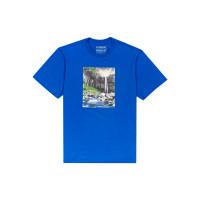 Element PEANUTS ADVENTURE IMPERIAL BLUE pánské tričko s krátkým rukávem - XL
