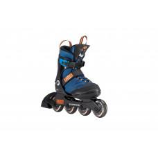 Dětské inline brusle K2 RAIDER PRO (2020) velikost: EU 32-37