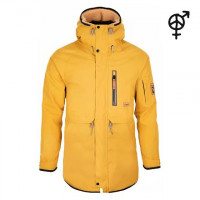 Bunda PLANKS The People's Parka english mustard 19/20 Velikost: L/XL