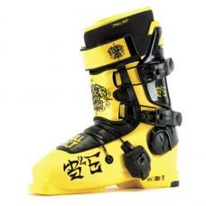 Lyžáky FULL TILT B and E yellow Velikost lyžáků: 255