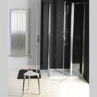 GELCO - One obdélníkový sprchový kout 900x1100mm L/P varianta, rohový vstup (GO4890GO4811)