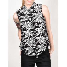 Element ROBI TROPIC dámská košile krátký rukáv - M
