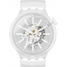 Swatch Big Bold Whiteinjelly SO27E106
