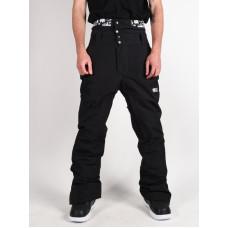 Picture Panel 10/10 black pánské kalhoty na snb - M