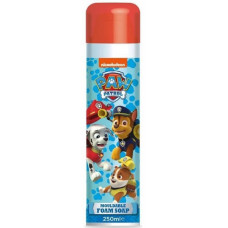 Nickelodeon Paw Patrol Foam Soap 250ml