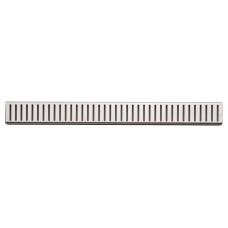 Alcaplast PURE-1050M rošt podlahového žlabu matný (PURE-1050M)