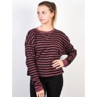 Fox Striped Out ROSE dámské tričko s dlouhým rukávem - L