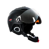 F2 Worldcup TEAM black přilba na snowboard - S/M