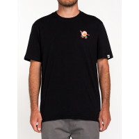 Element CANFIELD FLINT BLACK pánské tričko s krátkým rukávem - L