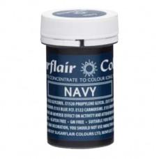 Sugarflair Gelová barva potravinářská Námořnická modrá (Navy) 25g