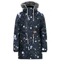 Horsefeathers LUANN snowflakes zimní bunda dámská - L
