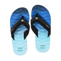 Billabong DUNES FLUID blue plážovky - 45EUR