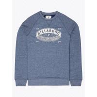 Billabong GUARDIANT dark blue dětská mikina - 12