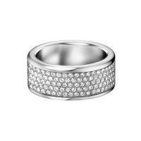 Prsten Calvin Klein Hook KJ06WR0401 Velikost prstenu: 57