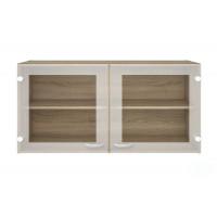 Kuchyňská prosklená skříňka Casa 45518 dub - TVI