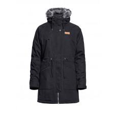 Horsefeathers SUZANNE black zimní bunda dámská - XS