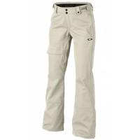 Oakley LIMELIGHT BIOZONE ARCTIC WHITE zateplené kalhoty dámské - M
