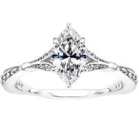 OLVIE Stříbrný prsten BORNEO 2179 Velikost prstenů: 9 (EU: 59 - 61)