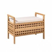 Lavice TOLOSA bambus/béžová - TempoKondela