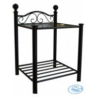 Noční stolek ET-920 černý - FALCO