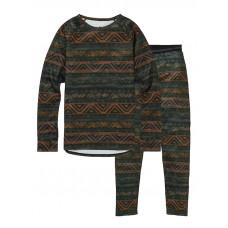 Burton 1ST LAYER SET RESIN CHIMAYO REMIX dětské thermo prádlo - S