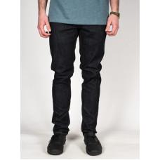 RVCA DAGGERS DEEP INDIGO značkové pánské džíny - 28