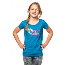 Horsefeathers PIECE HEATHER BLUE dětské tričko s krátkým rukávem - M
