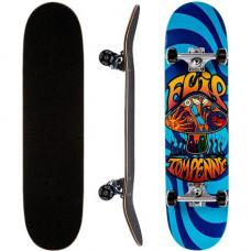 Skate komplet FLIP Penny Loveshroom Blue 8.0