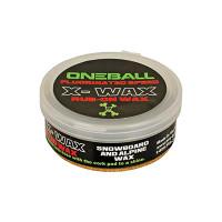 Oneballjay X-WAX RUB ON GREY vosk na lyže